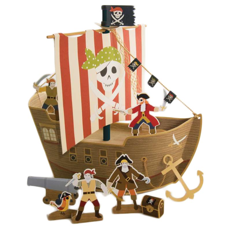 Pin Pirate Uni Cake on Pinterest
