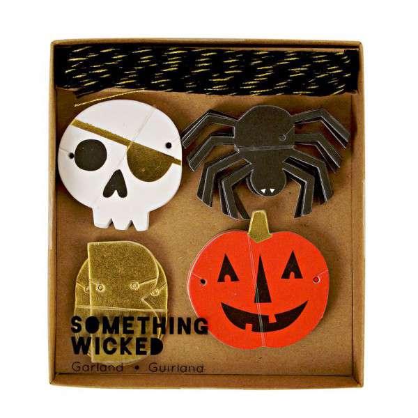 Girlande mini halloween - Halloween girlande ...