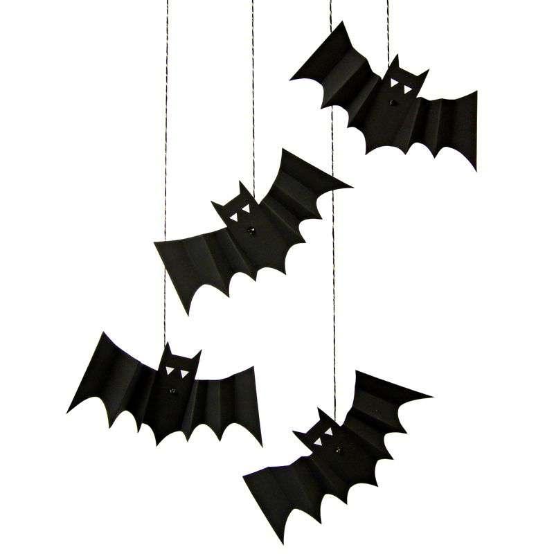 Halloween h ngedekoration fledermaus - Halloween girlande ...